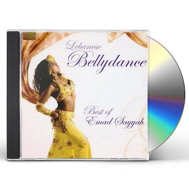 LEBANESE BELLYDANCE: BEST OF EMAD SAYYAH CD