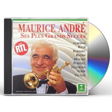 Maurice Andre SES PLUS GRANDS SUCCES CD