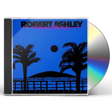 Robert Ashley AUTOMATIC WRITING CD