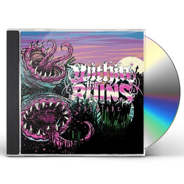 Within The Ruins CREATURE CD