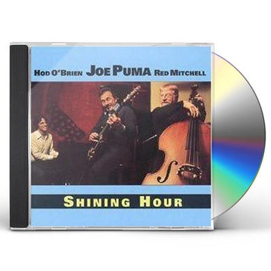 Joe Puma SHINING HOUR CD
