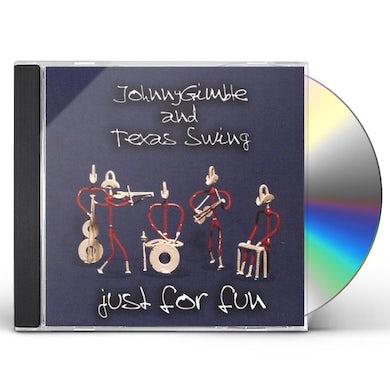 Johnny Gimble JUST FOR FUN CD