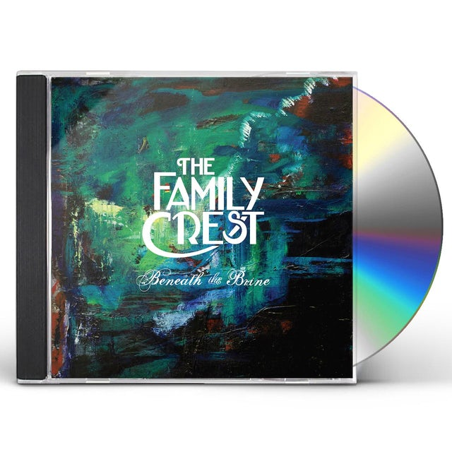 Family Crest BENEATH THE BRINE CD