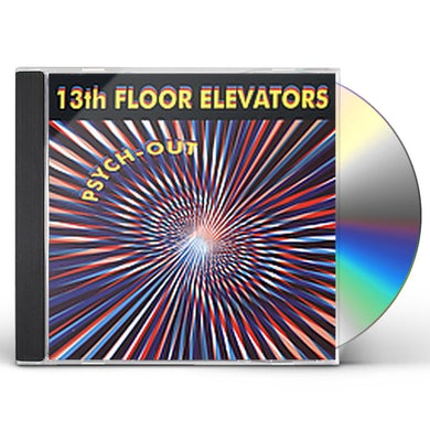 The 13th Floor Elevators PSYCH-OUT CD