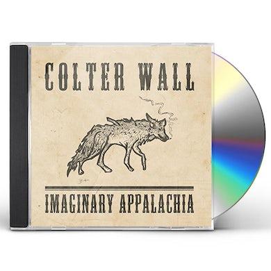Colter Wall IMAGINARY APPALACHIA CD
