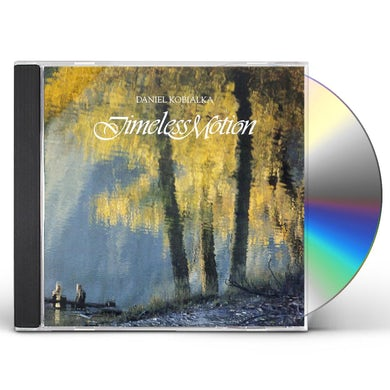 Daniel Kobialka TIMELESS MOTION CD