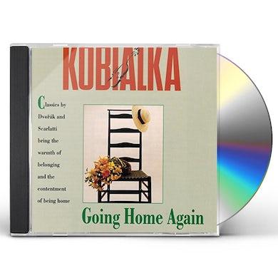 Daniel Kobialka GOING HOME AGAIN CD