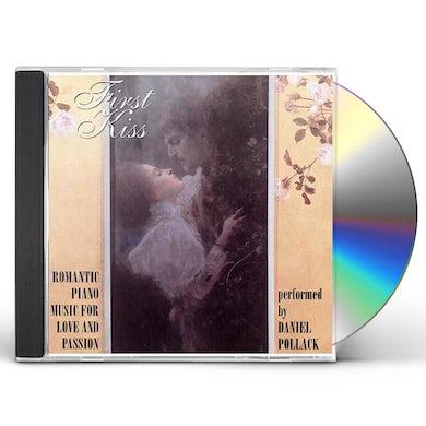 Daniel Pollack FIRST KISS CD