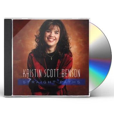 Kristin Scott Benson STRAIGHT PATHS CD