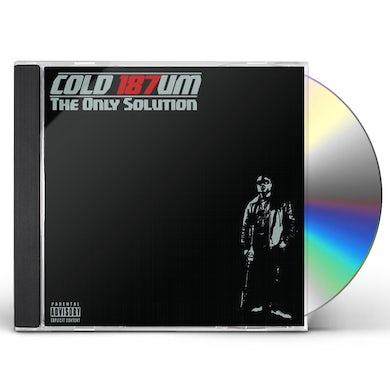 COLD 187um ONLY SOLUTION CD