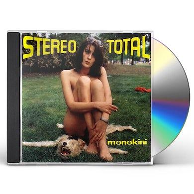 Stereo Total MONOKINI CD