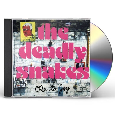 Deadly Snakes ODE TO JOY CD