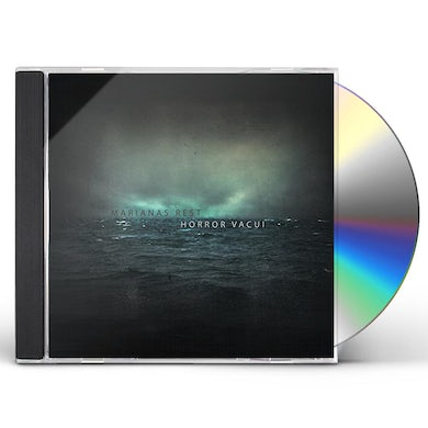 Marianas Rest HORROR VACUI CD