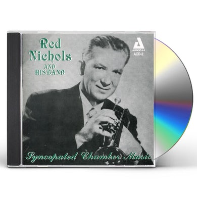 Red Nichols SYNCOPATED CHAMBER MUSIC CD