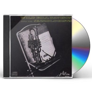 Wild Bill Davison HIS JAZZOLOGISTS CD