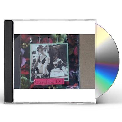 Spank GARGLING OIL CD