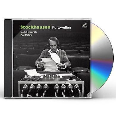 Stockhausen KURZWELLEN CD