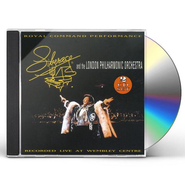 Liberace THE LOND CD