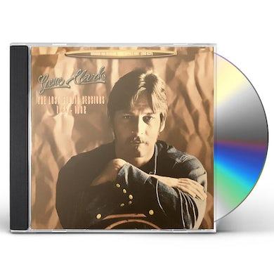 Gene Clark LOST STUDIO SESSIONS CD