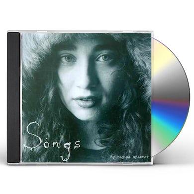 Regina Spektor SONGS CD