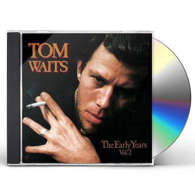 Tom Waits EARLY YEARS 2 CD