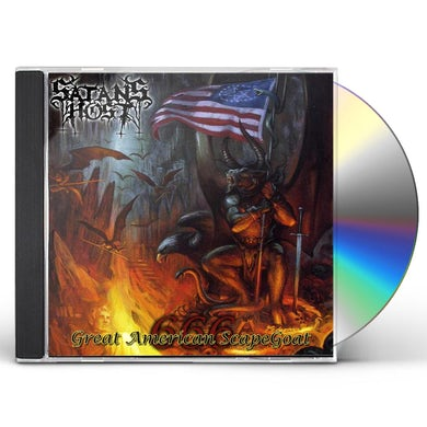 Satan'S Host GREAT AMERICAN SCAPEGOAT CD