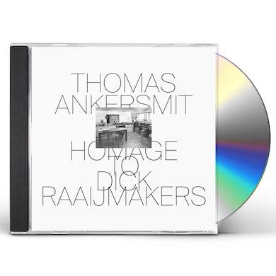 Thomas Ankersmit HOMAGE TO DICK RAAIJMAKERS CD