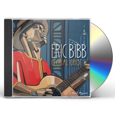 Eric Bibb GLOBAL GRIOT CD