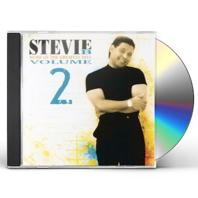 Stevie B. MORE OF THE GREATEST HITS 2 CD