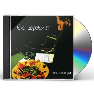 Eric Roberson APPETIZER CD