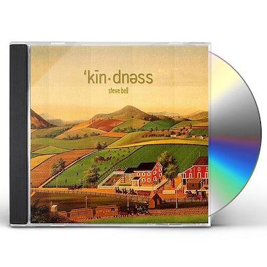 Steve Bell KINDNESS CD