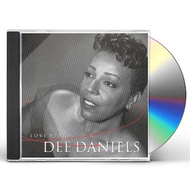 Dee Daniels LOVE STORY CD
