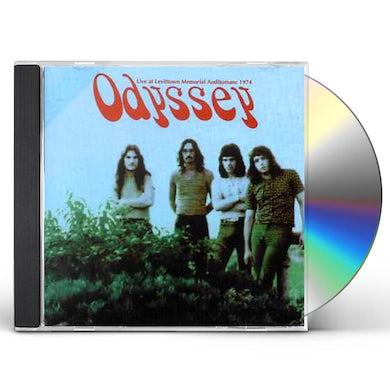 Odyssey LIVE CD