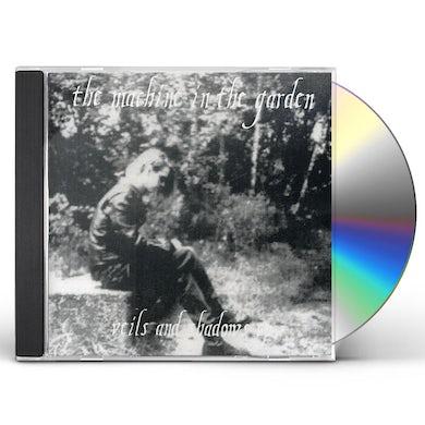 Machine In The Garden VEILS & SHADOWS EP CD