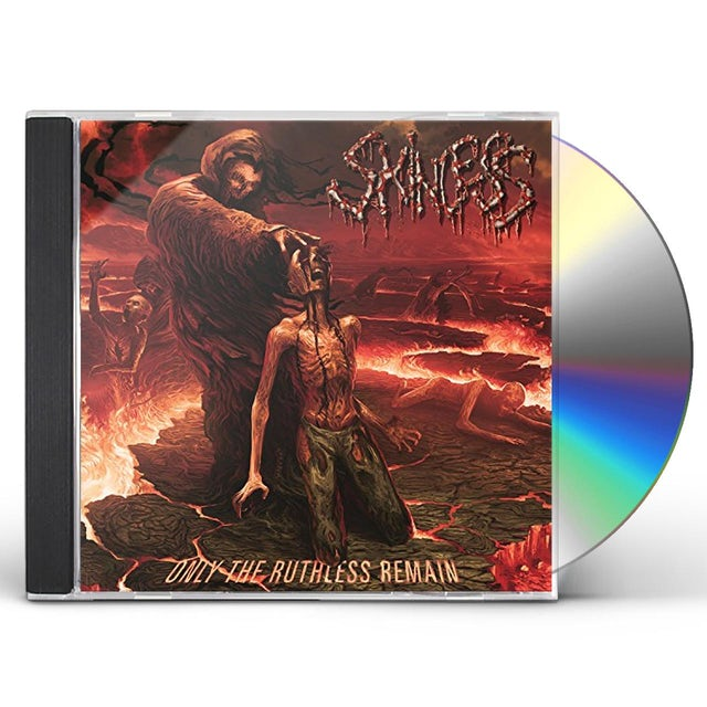 Skinless ONLY THE RUTHLESS REMAIN CD