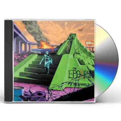 Epoxies MY NEW WORLD CD