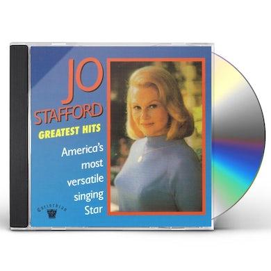 Jo Stafford AMERICA'S MOST VERSATILE SINGING STAR CD