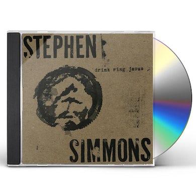 Stephen Simmons DRINK RING JESUS CD