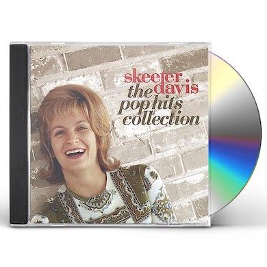 Skeeter Davis POP HITS COLLECTION CD
