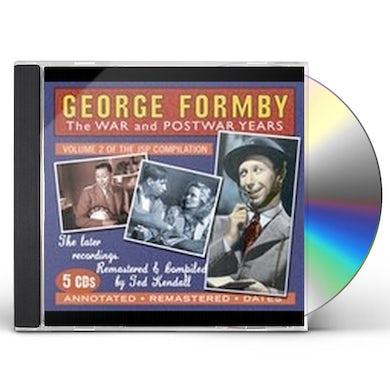 George Formby WAR & POSTWAR YEARS 2 CD
