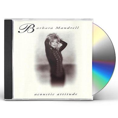 Barbara Mandrell ACOUSTIC ATTITUDE CD