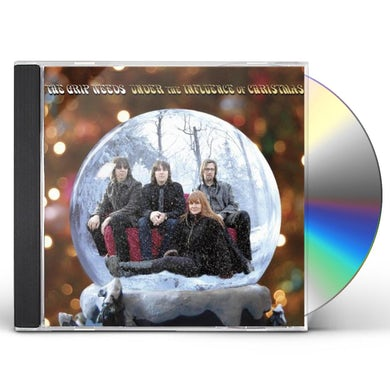 GRIP WEEDS UNDER THE INFLUENCE OF CHRISTMAS CD