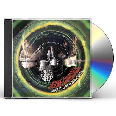 GRIP WEEDS INNER GROOVES CD