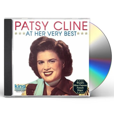 Patsy Cline AT HER VERY BEST CD