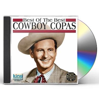 Cowboy Copas BEST OF THE BEST CD