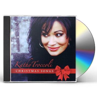 Kathy Troccoli CHRISTMAS SONGS CD