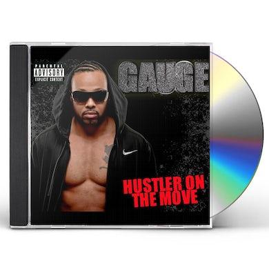 Gauge HUSTLER ON THE MOVE CD