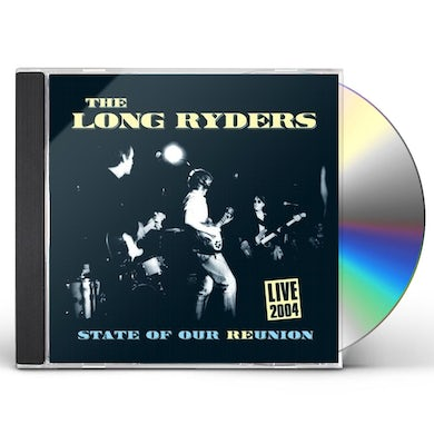 Long Ryders STATE OF OUR REUNION CD