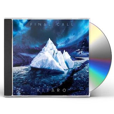 Kitaro FINAL CALL CD