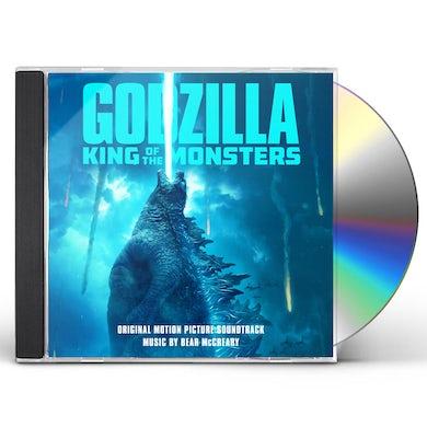 Bear McCreary GODZILLA: KING OF MONSTERS (ORIGINAL MOTION) CD